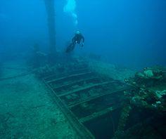 World's Creepiest Attractions: Truk Lagoon, Micronesia