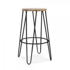 Hairpin stool by Cult Design cultfurniture.com