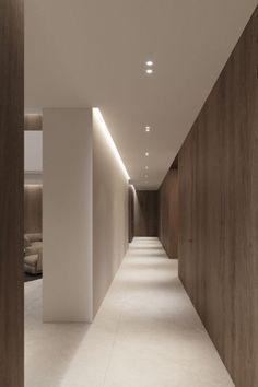 Corridor Lighting, Cove Lighting, Strip Lighting, Interior Lighting, Flat Interior, Interior Design Kitchen, Lighting Concepts, Lighting Design, Perth