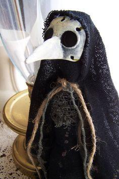 Cruikshank Plague Doll by Macabre