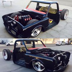 Hot Wheels - Yeah the bro @pony420 bringing the heat to SEMA igers with 2 of our…