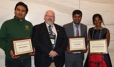 Six KSU students win awards at National Research Symposium | Kentucky State University