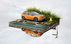 Subaru XV 'City vs Country' main image