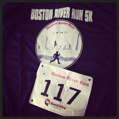 The 5k That Was A Little Longer… Boston River Run 5k Recap