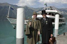 2012: Sherlock Holmes in Switzerland, via Flickr.