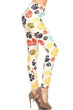 edf07bdd822d Leggings Depot Women s Ultra Soft Fashion Leggings BAT28