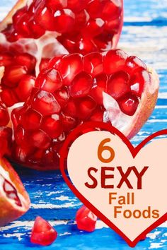 6 Fall Foods Great for Your Sex Life