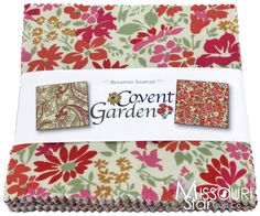 Covent Garden Charm Pack - Benartex Fabrics - Benartex
