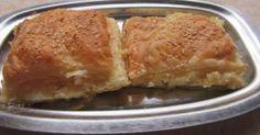Τυρόπιτα με τυρί και μπεσαμέλ !!!