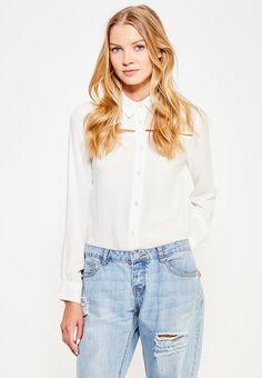 Блуза LOST INK BAR BACK SHIRT купить за 2 499 руб LO019EWGYG55 в интернет-магазине Lamoda.ru