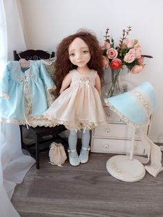 VK is the largest European social network with more than 100 million active users. Doll Clothes, Harajuku, Photo Wall, Flower Girl Dresses, Textiles, Dolls, Wedding Dresses, Doll Outfits, Plushies