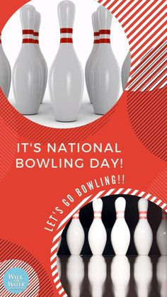 Everyone loves to go bowling! Days Of The Year, Bowling, Special Day, Letting Go, Photo And Video, Videos, Instagram, Lets Go, Move Forward