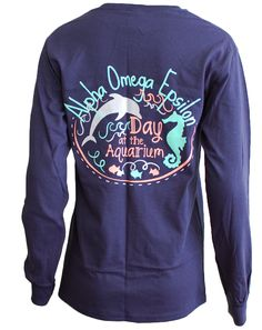 Alpha Omega Epsilon Aquarium Long Sleeve