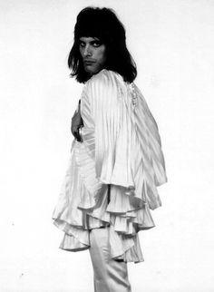 Freddie Mercury by Mick Rock