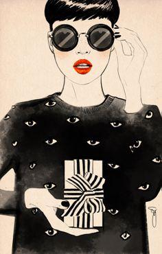 Glamour Acuario by Sandra Suy