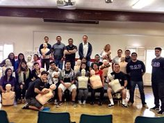 Certifying the community in CPR save a heart skills! #sdsubetas #sdsu #nov23 #2014 #2ndannual #psigamma