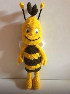 Willy a méhecske. (mbrigitta87) - Meska.hu