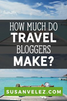 How much money do travel bloggers make? This is the burning question that everyone who starts a blog wants to know regardless of the niche they are in. Go here if you're ready to start a travel blog, keep reading to get some of your questions answered. #blogging #blog  via @susanwptutorial How To Start A Blog, How To Make Money, How To Get, Learn Wordpress, Burning Questions, Build A Blog, Blog Topics, Earn Money Online, Blogging For Beginners