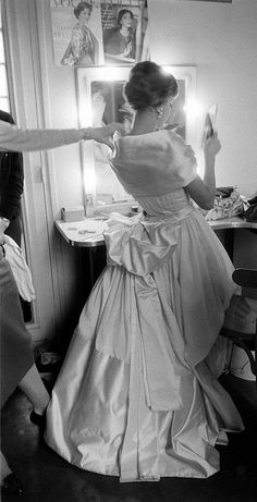 1957 glamour