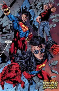 teen titans superboy new 52