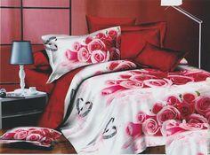 Prestieradlo 3D efekt Comforters, Bed, Home, Creature Comforts, Quilts, Stream Bed, Ad Home, Homes, Beds
