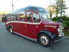 1950 Bedford OB Duple Bodied