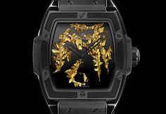 Hublot - Spirit of Big Bang Gold Crystal | Time and Watches | The watch blog Watch Blog, Sport Watches, Bigbang, Chronograph, Bangs, Spirit, Crystals, Gold, Accessories