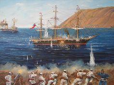 corbeta esmeralda-combate naval de iquique 1879 Armada, Sailing Ships, Monitor, Boat, War Of The Pacific, Emerald, Boats, Dinghy, Boating
