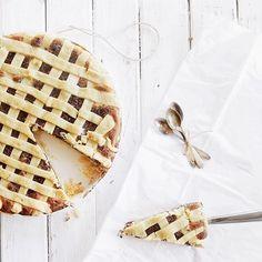 Just a sweet reminder - chocolate banana pie ❥