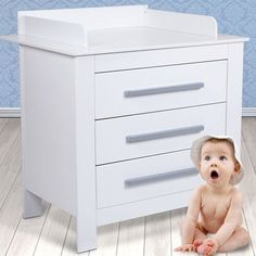 Wooden Baby Changing Unit Storage Drawer Young Toddler Broad Surface MDF White  http://www.ebay.co.uk/itm/Wooden-Baby-Changing-Unit-Storage-Drawer-Young-Toddler-Broad-Surface-MDF-White-/131912318749?hash=item1eb6963f1d:g:V0oAAOSw-itXtYWR