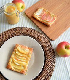 Appelgalettes met karamel - Laura's Bakery