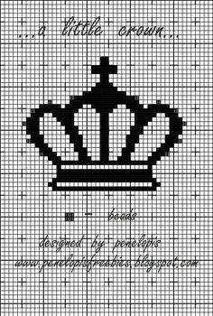Dzis chcialabym powrocic do tematu, z ktorym spotkaliscie sie wczesniej na moim blogu... Tym razem jednak, moja korona jest znacznie mniejsz...