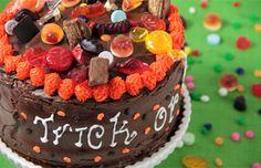 Trick or Treat Cake Recipe | Halloween Cake | Cake Mate