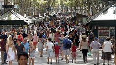 Barcelona Las Ramblas (Reuters/A. Gea)