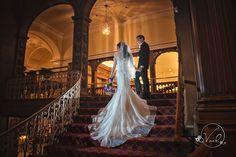 Fairmont Olympic Hotel Seattle Wedding Photographers Winter Tyler And Miriam