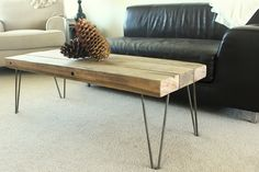 Reclaimed Picklewood Coffee Table - The Spotted Door
