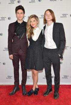 Pin for Later: Suite et fin du festival du film de Tribeca !  Nat Wolff, Zoe Levin et Jack Kilmer sur le tapis rouge de Palo Alto.