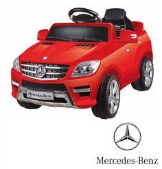 AUTO ELETTRICA MERCEDES GLK SUV ROSSO CON RADIOCOMANDO nm - 00114007