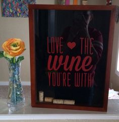 12 X 16 Wine Cork Holder Shadow Box 3 different by MrsChicBoutique, $59.99