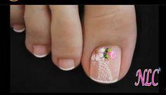 Cute Toe Nails, Cute Toes, Pedicure, Ms, Beauty, Lady, Instagram, Finger Nails, Toe Nail Art