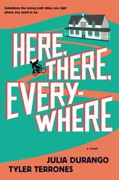 Here, There, Everywhere – Julia Durango https://www.goodreads.com/book/show/33913899-here-there-everywhere