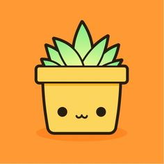 Cute Succulent - Holly