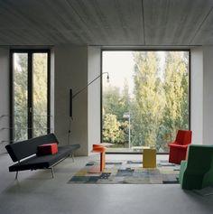 Studio and Loft Karin Sander by Sauerbruch Hutton