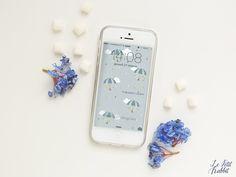 Free smartphone wallpaper Le Petit Rabbit