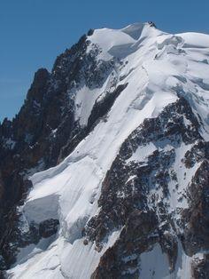 Mont Blanc du Tacul. 4248m.