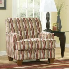Nebraska Furniture Mart – Ashley Contemporary Accent Chair