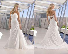 Vestidos para casamento civil na Moda