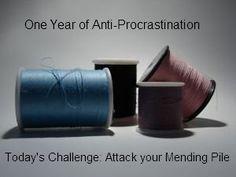 Today's Anti-Procrastination Challenge