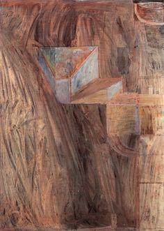 Jan-Kenneth Weckman: Sommitelma, sekatekniikka, 89x64 cm - Hagelstam K133