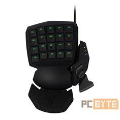 Razer Orbweaver Elite Mechanical Gaming Keypad 20 Programmable Keys Thumbpad in Computers   eBay